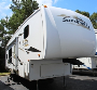 Used 2008 Forest River Sandpiper 295RL Fifth Wheel For Sale