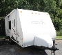 Used 2008 Forest River Palomino GAZELLE 210 Travel Trailer For Sale
