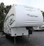 Used 2005 Coachmen Chaparell 277DS Fifth Wheel For Sale