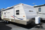 Used 2009 Gulfstream Ameri-lite 25BW Travel Trailer For Sale