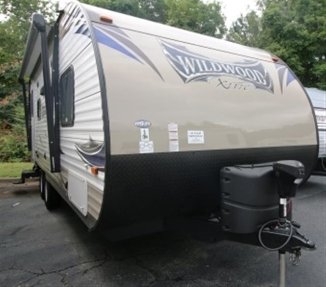 New 2016 Forest River Wildwood 231RBXL Travel Trailer For Sale