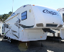 Used 2008 Keystone Cougar 28RKS Fifth Wheel For Sale