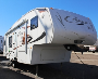 Used 2010 Keystone Cougar 27RKS Fifth Wheel For Sale
