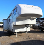 Used 2003 Glendale Titanium 32E37DS Fifth Wheel For Sale