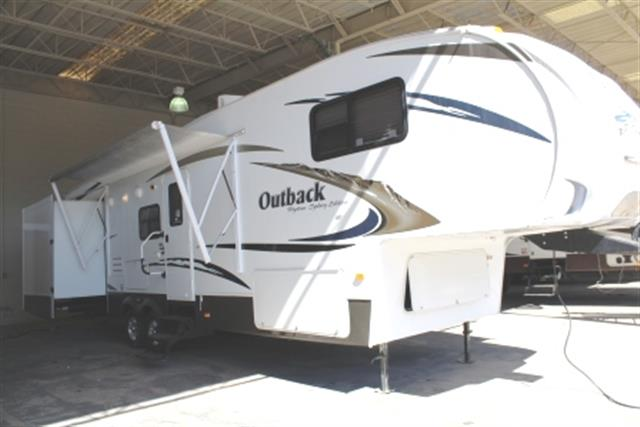 Used 2010 Keystone Outback 320FDB Fifth Wheel For Sale