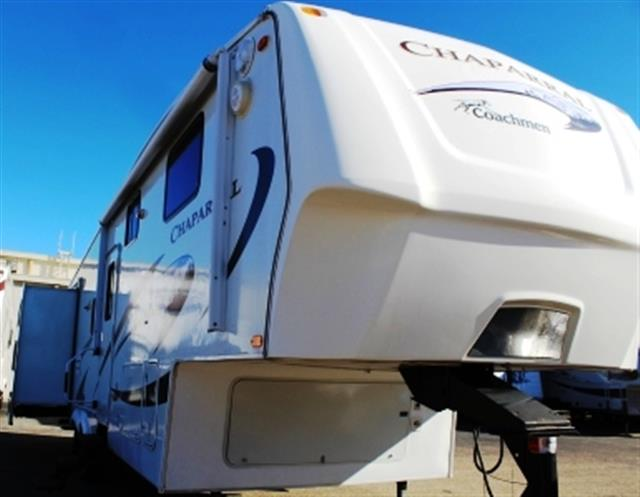 Used 2008 Coachmen Chaparral 299TSB Fifth Wheel For Sale