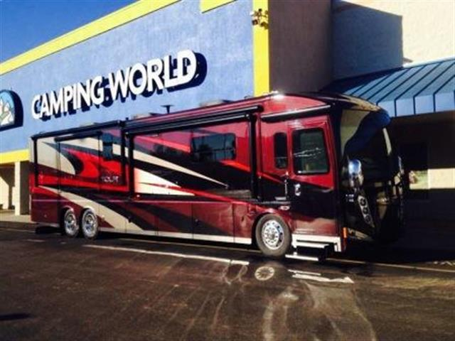 2015 Winnebago Tour