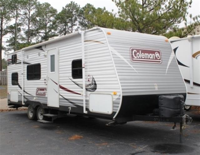 Used 2013 Dutchmen Coleman 274BHS Travel Trailer For Sale