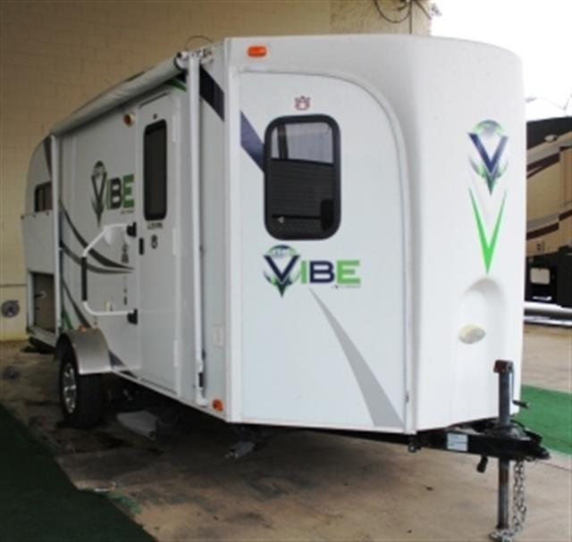 Used 2012 Forest River VIBE 6501 Travel Trailer For Sale