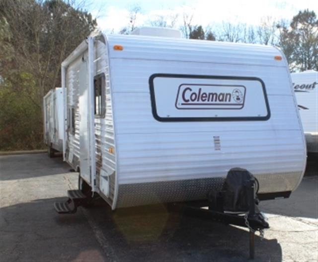 Used 2012 Coleman Coleman CTS 15BH Travel Trailer For Sale