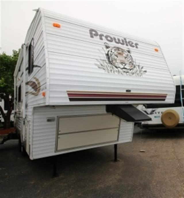 Used 2005 Fleetwood Prowler 245RKS Fifth Wheel For Sale