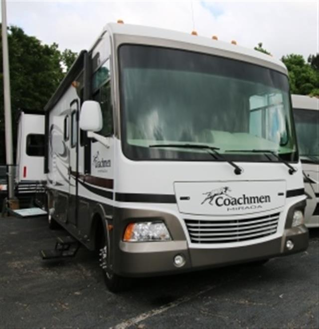 Used 2011 Coachmen Mirada M-35DS Class A - Gas For Sale