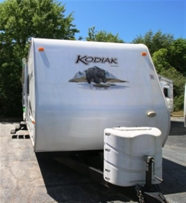 Used 2010 Dutchmen Kodiak 31BH Travel Trailer For Sale