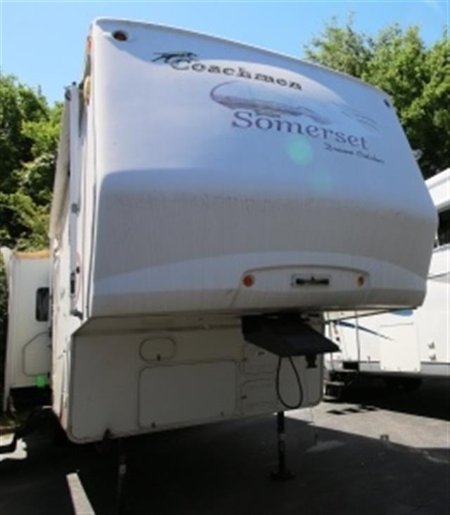 Used 2003 Coachmen Sommerset 370RLS Fifth Wheel For Sale