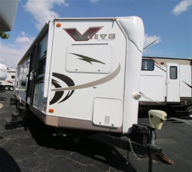 Used 2011 Forest River Flagstaff V-LITE 30WFK Travel Trailer For Sale