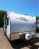 Used 2013 Gulfstream VISA 19RSD Travel Trailer For Sale