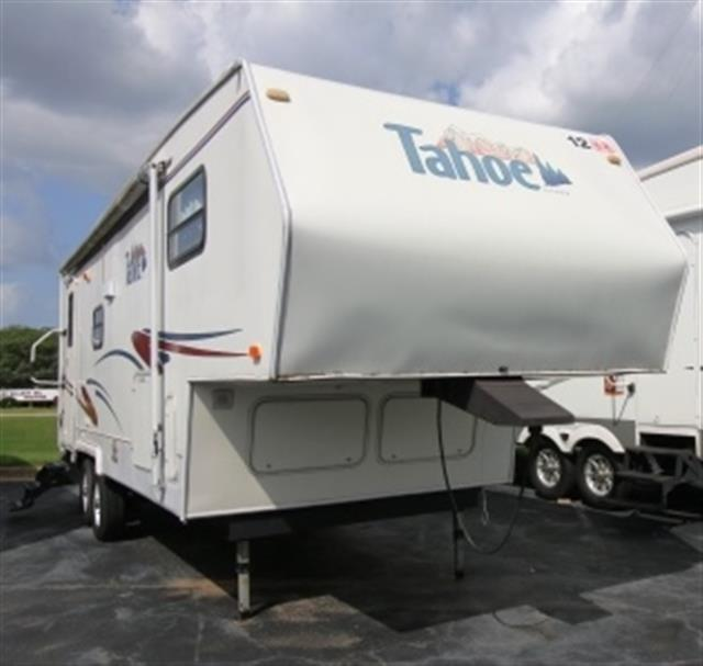 Used 1999 Thor Tahoe 25SDS Fifth Wheel For Sale