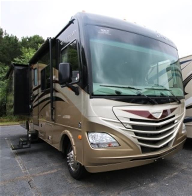 Used 2014 Fleetwood Storm 32N Class A - Gas For Sale