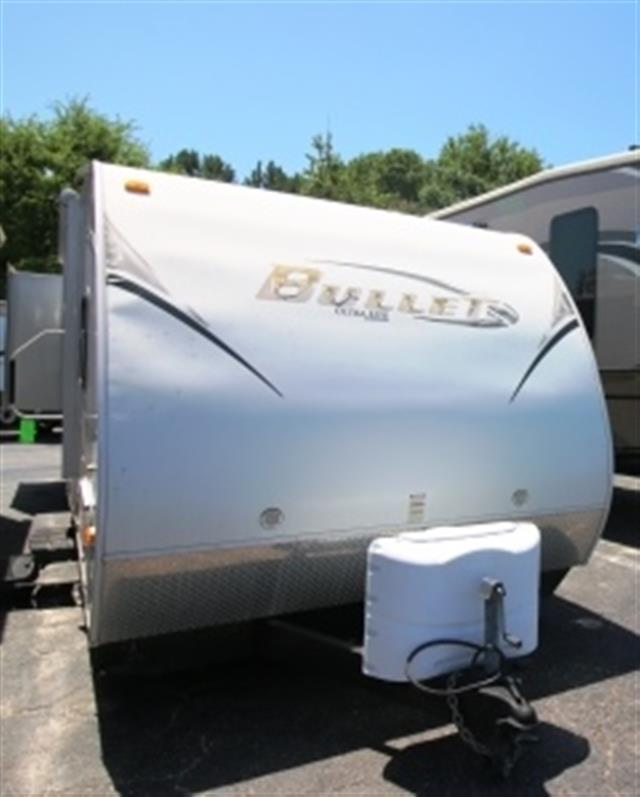 Used 2012 Keystone Bullet 294 BHS Travel Trailer For Sale