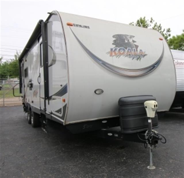 Used 2012 Skyline KOALA      M-26SS Travel Trailer For Sale