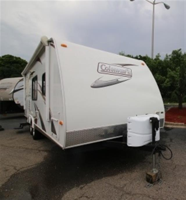 Used 2010 Coleman Coleman 24RB Travel Trailer For Sale
