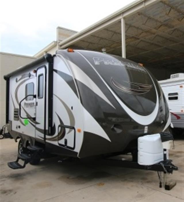 Used 2014 Keystone Bullet 19FB Travel Trailer For Sale