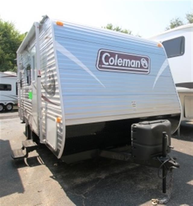 Used 2013 Dutchmen Coleman M-192RD Travel Trailer For Sale