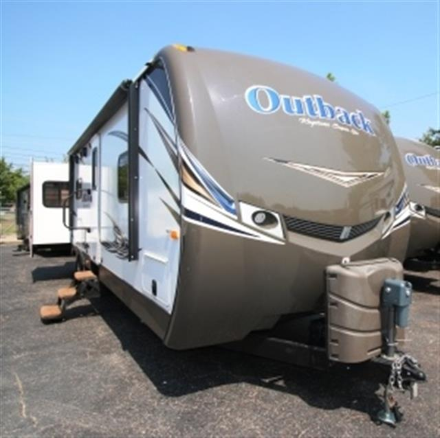Used 2014 Keystone Outback 298RE Travel Trailer For Sale