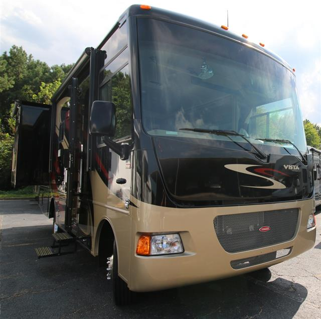 Used 2012 Winnebago Vista 26P Class A - Gas For Sale