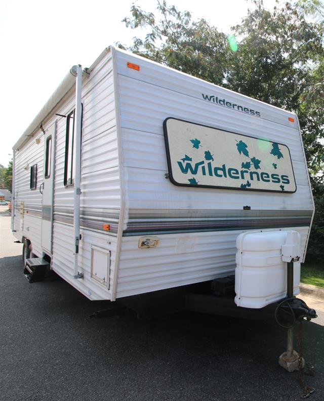 Used 1997 Forest River Wildwood 31BH Travel Trailer For Sale