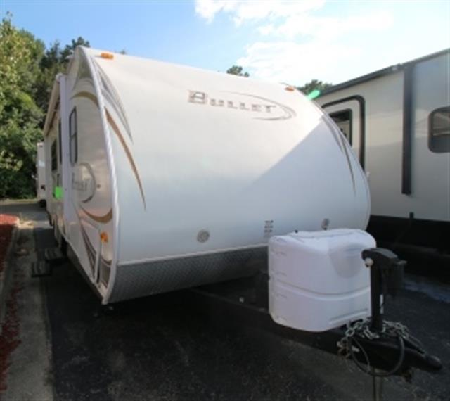 Used 2010 Keystone Bullet 246 RBS Travel Trailer For Sale