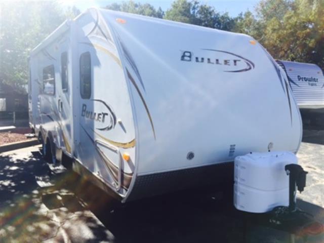 Used 2010 Keystone Bullet 246 RBS Travel Trailer For Sale
