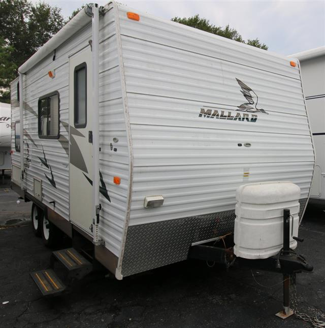 Used 2006 Fleetwood Mallard 18CK Travel Trailer For Sale