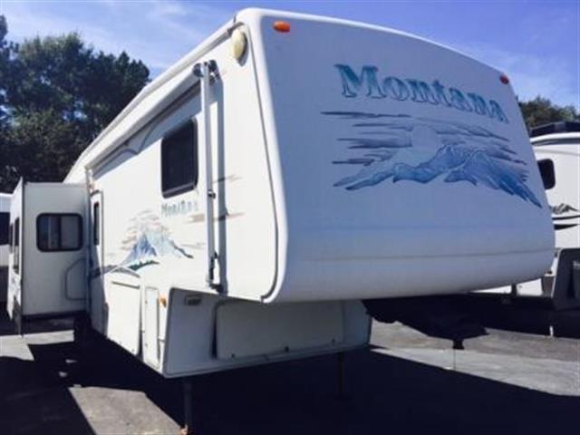 Used 2003 Keystone Montana 3670 RL Fifth Wheel For Sale