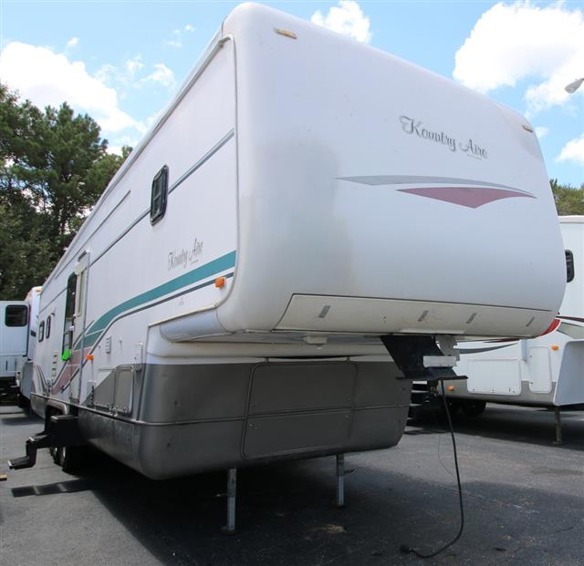 Used 1997 Newmar COUNTRY AIRE FW Fifth Wheel For Sale
