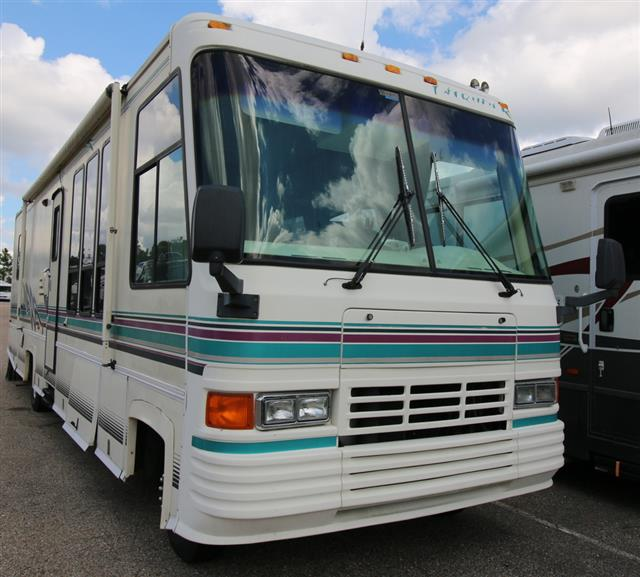 Used 1995 Damon Intruder 34 Class A - Gas For Sale