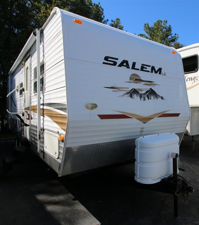 Used 2008 Forest River Salem 266TBSS Travel Trailer For Sale