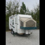 Used 2008 Forest River Shamrock 23SS Hybrid Travel Trailer For Sale