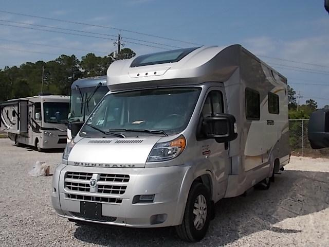 Amazing New 2015 Winnebago TREND Class C For Sale In Fort Myers