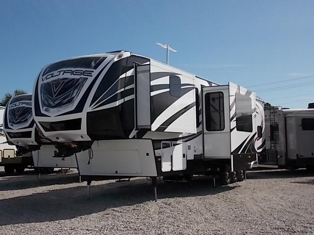 New 2014 Dutchmen VOLTAGE Fifth Wheel Toy Haulers For Sale In Gulf Breeze, FL - GB508889 ...