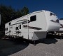 Used 2006 Keystone Raptor 3612DS Fifth Wheel Toyhauler For Sale