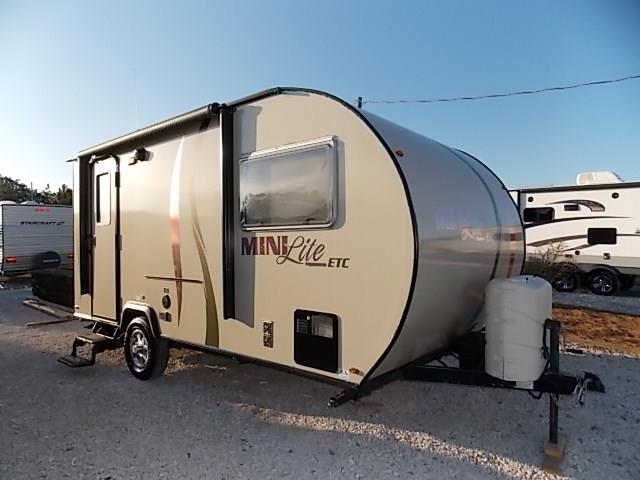 2012 Forest River Rockwood Mini Lite