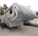 Used 2011 Heartland GREYSTONE 29MKS Fifth Wheel For Sale