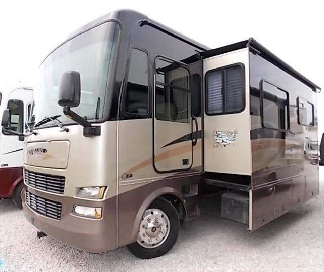 Used 2008 Tiffin Allegro 32BA Class A - Gas For Sale