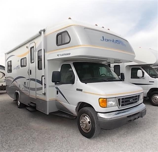 Used 2008 Fleetwood Jamboree M26J Class C For Sale
