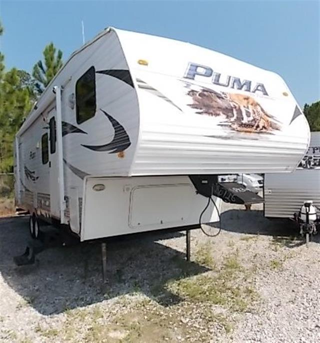 2010 Forest River Puma