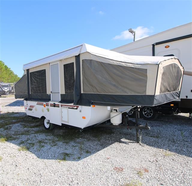 Used 2014 Starcraft Comet M-1221 Pop Up For Sale