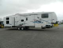 Used 2006 Forest River Sierra 315BHT Fifth Wheel For Sale