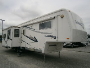 Used 2003 Holiday Rambler Presidential 34FKS Fifth Wheel For Sale