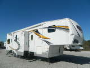 Used 2009 Dutchmen N'tense 390SRV Fifth Wheel Toyhauler For Sale